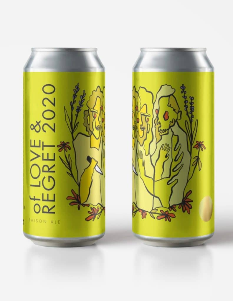of love and regret beer