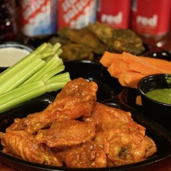 wings dish